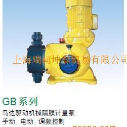 GB系列�C械隔膜�量泵