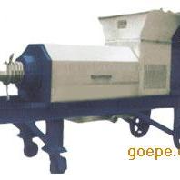1.5吨/小时双螺旋压榨机