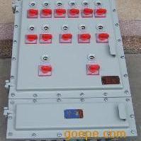 钢板焊接型防爆配电柜、配电箱【BXM(D)81】