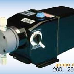 200、250系列机械隔膜计量泵