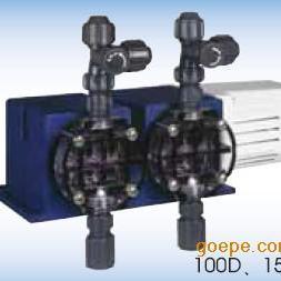 100D、150D系列机械隔膜计量泵(双泵头)