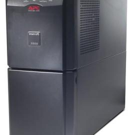 APCUPS电源SUA3000XLICH UPS不间断电源
