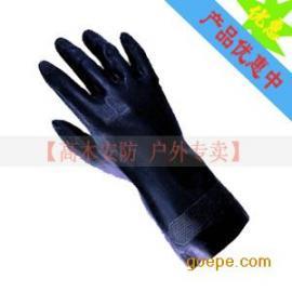 霍尼韦尔 斯博瑞安/巴固 氯丁橡胶 轻型防化手套 2095020防护手套