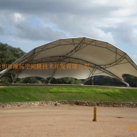 欧式舞台膜结构工程