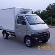 国四小型冷藏车