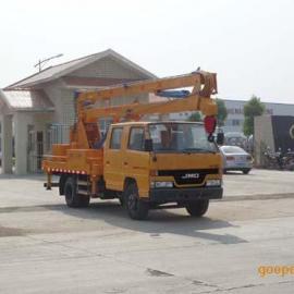 江西五十铃16米高空作业车路灯处理处维修车