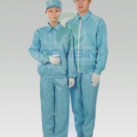 防静电分体服生产商首选容鑫品牌,中国最好的防静电服制造商