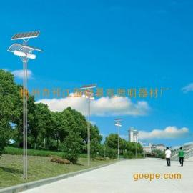 江苏扬州太阳能庭院灯