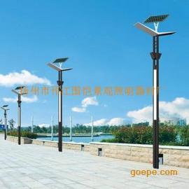 江苏扬州LED太阳能庭院灯