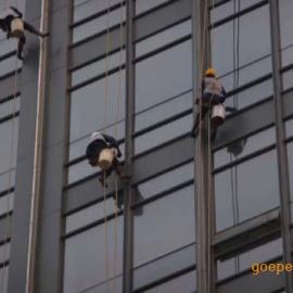 苏州外墙清洗公司 苏州玻璃幕墙清洗