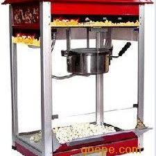 济南柜式爆米花机 柜式单锅爆米花机