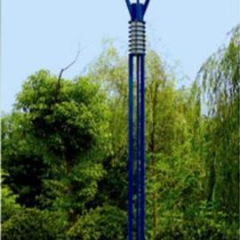 4米5庭院灯图片
