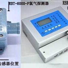 2路氯气报警器RBK-6000-2|有毒气体报警器
