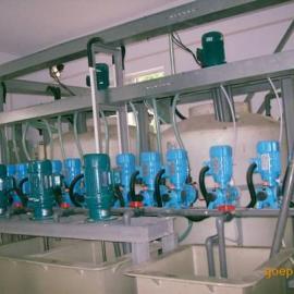 除油废水处理达标回用