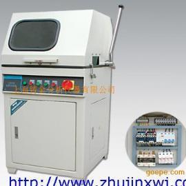 LSQ-100型手动金相切割机