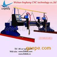 LHLM-1B型宽型龙门式数控切割机加宽型大横梁