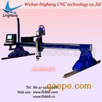 LHLM-3C小龙门式数控切割机T型轻钢轨武汉最低价