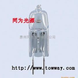 飞利浦PHILIPS 5972 6V 10W G4主要用于:显微镜,生化分析仪等