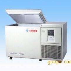 -135℃超低温冷冻储存箱DW-LW128