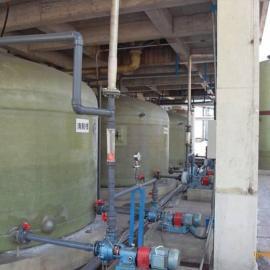 氢氟酸酸洗废酸在线处理回用设备