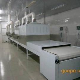 高效微波干燥杀菌设备,食品干燥杀菌设备,微波干菇烘干杀菌机