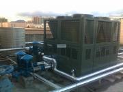 空气源热泵三用机组东莞空气能热泵三用机组热泵空调三联供
