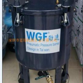 油漆罐-下排式油漆罐-下放式压力桶图片