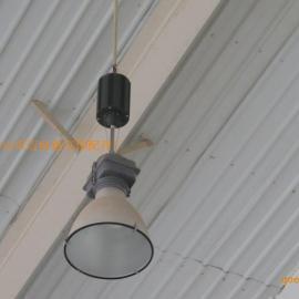 高大库房照明灯具升降器