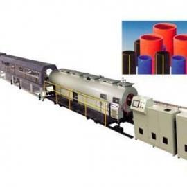【塑料管材设备】PE管材生产线 ,塑料管材生产线