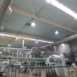 物流中心照明遥控灯具升降器