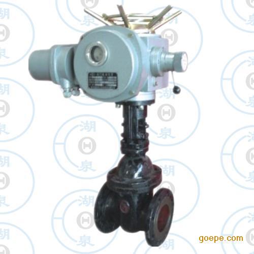 湖泉Z941h-16c-dn150铸钢电动闸阀生产厂家