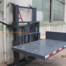 厂家高品质直上式升降平台 导轨式升降机定制