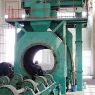 钢管表面强化机/钢管外壁抛丸机