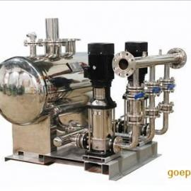 WZG不锈钢无负压生活变频给水设备