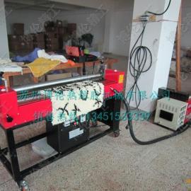 地毯设备,雪尼尔地毯防滑涂胶,上胶机