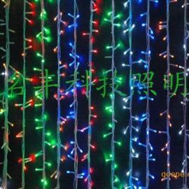 节日彩灯 LED串灯,灯串10米100灯