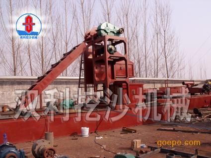 挖沙船朝鲜专用