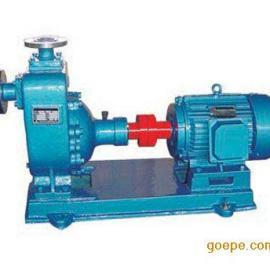 自吸式抽清水泵 ZX卧式清水耐腐蚀耐酸碱自吸泵