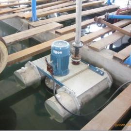 宜兴FFU系列工程塑料浮筒泵