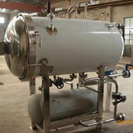 全钢蒸汽式电加热杀菌锅