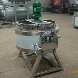 电加热搅拌夹层锅