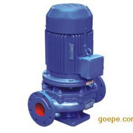 ISG型供应立式热水循环管道泵,便拆式管道泵