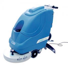 自动洗地机,意美电线式自动洗地机