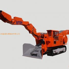 江西鑫通机械LWLX-150斜坡履带式扒渣机