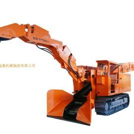 江西鑫通机械ZWY-120斜坡履带式扒渣机
