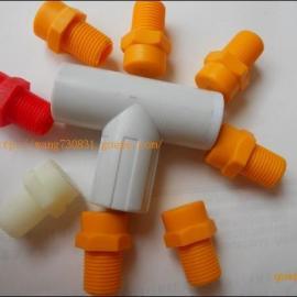 雾化加湿降温塑胶喷头/塑料雾化喷嘴喷头