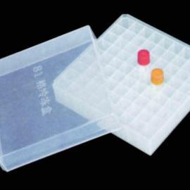 塑料冻存管盒