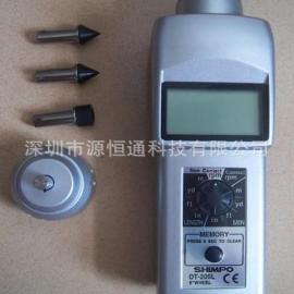 日本新宝DT-205L非接触式转速表DT205L转速计