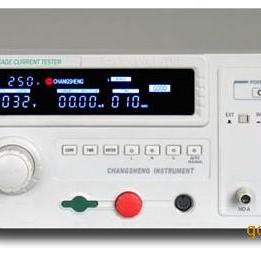 南京长盛CS5505泄漏电流测试仪CS-5505