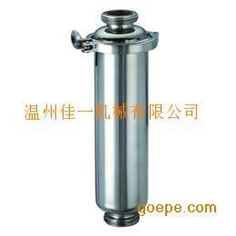 滤网式管道过滤器 直通式管道过滤器 不锈钢管道过滤器
